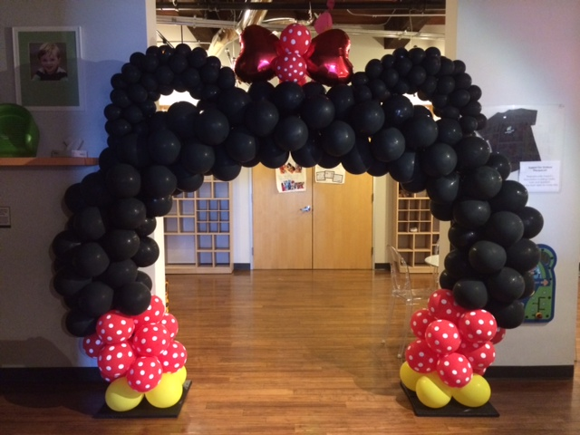 Balloon Arches, Bouquets, and Columns